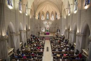 La chapelle Sainte-Thérèse