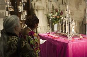 Méditation autour des reliques, Semaine Thérèsienne